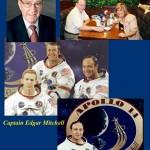 dr edgar mitchell photo collage