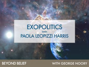 Exopolitics with Paola Leopizza Harris