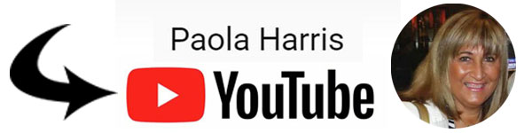 Paola Harris YouTube Channel