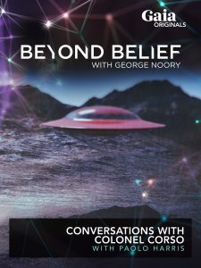 Paola Harris interviews Colonel Corson on Beyond Belief with George Noory