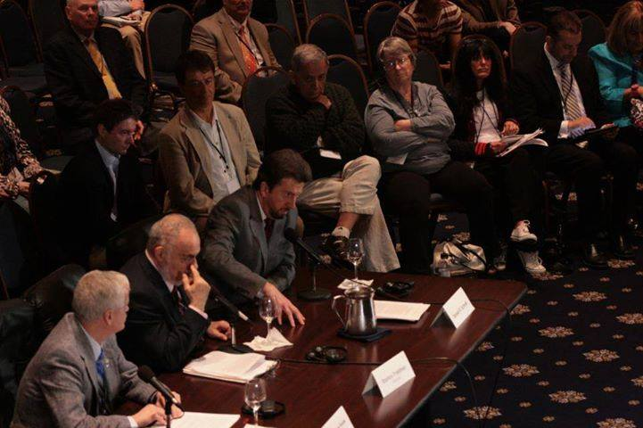 Paola Harris at Citizen Hearing in Washington DC 2013