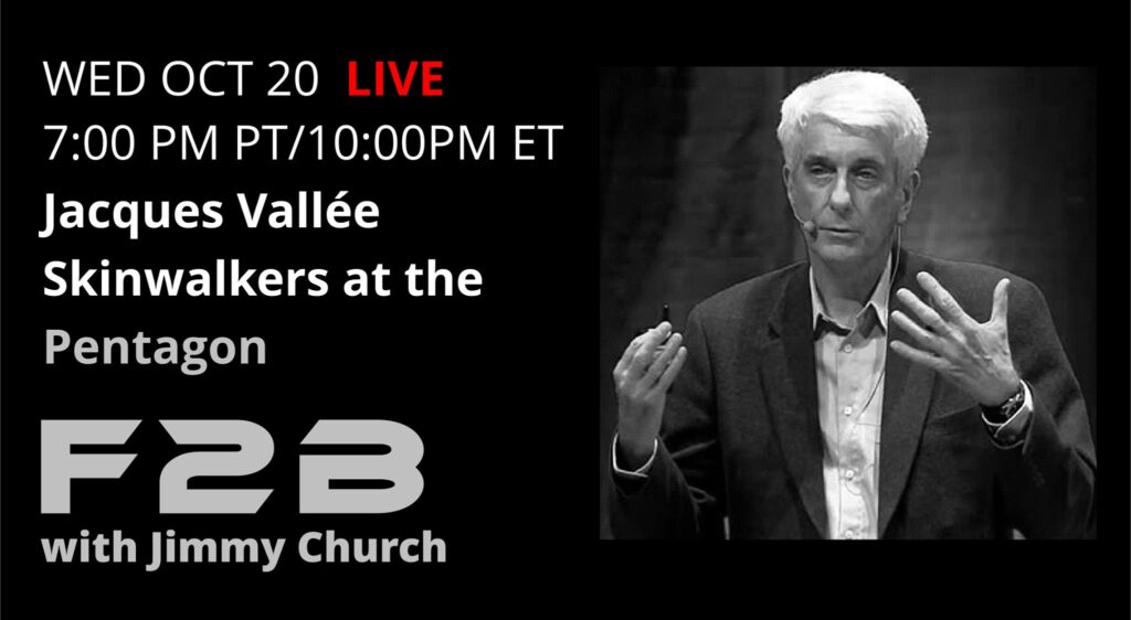 jacques vallee interview jimmy church